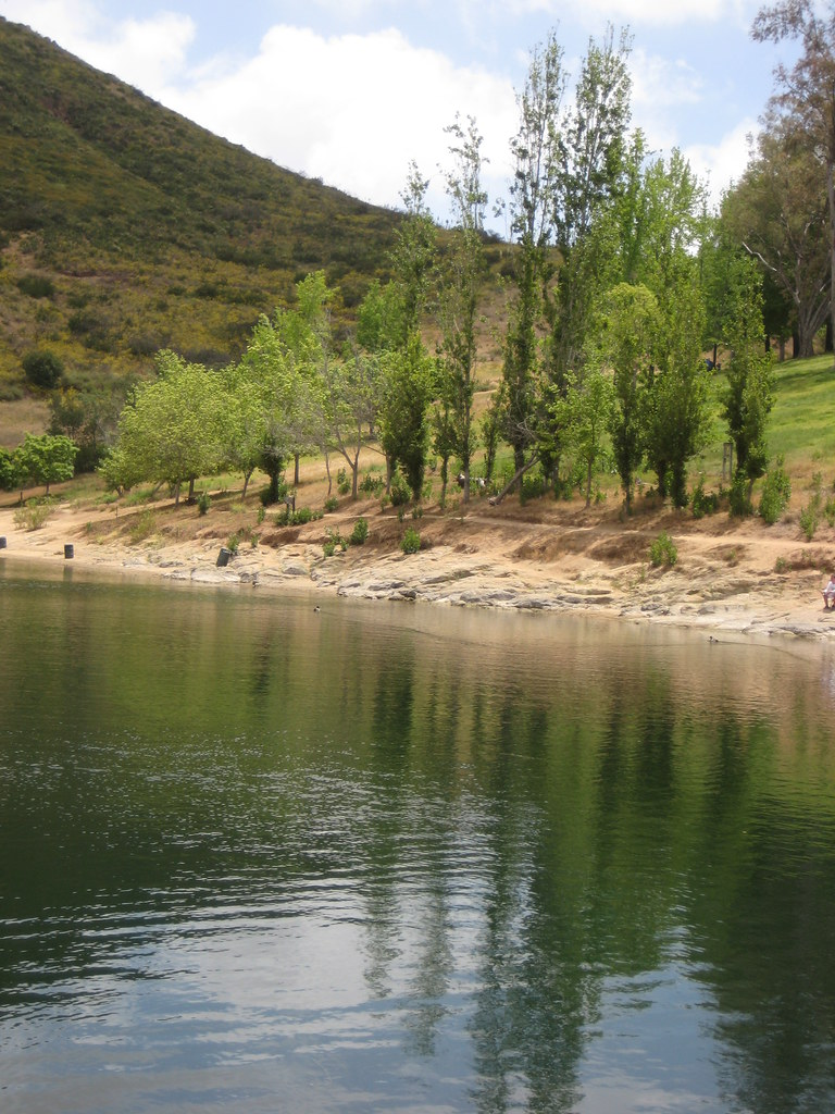 Lake poway san diego ca flickr for Lake poway fishing