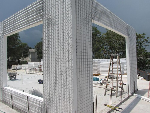 Insulated Concrete Technology Polystyrene Construction