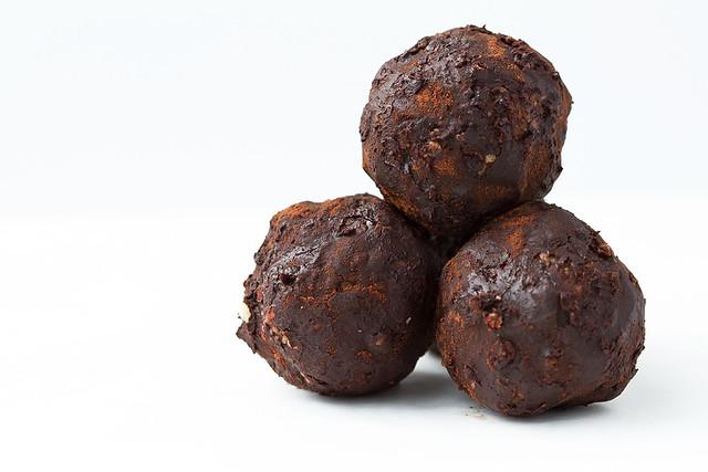 Chocolate-Orange Donut Holes | Flickr - Photo Sharing!