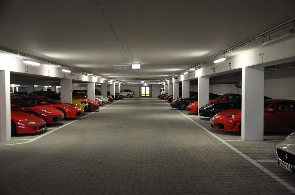 Ferrari Garage Sylt 13 06 2010 My Best Combo At These