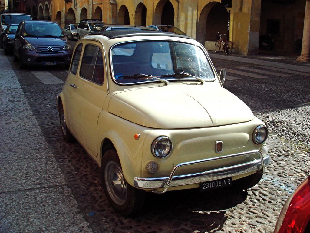 cute, little, old european car | *** coleyB *** | Flickr