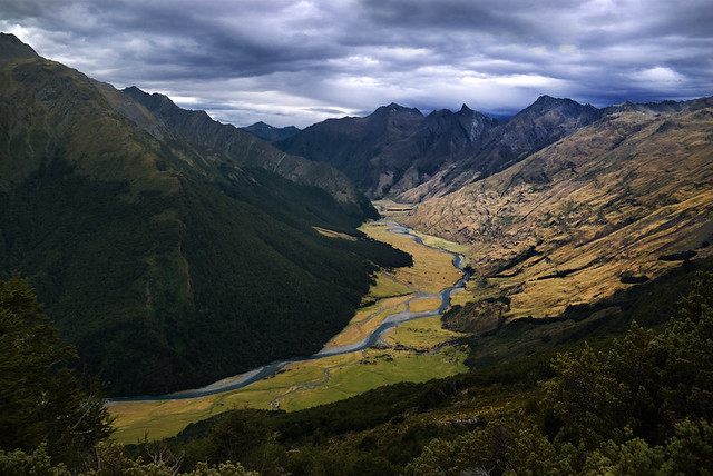 West Matukituki Valley