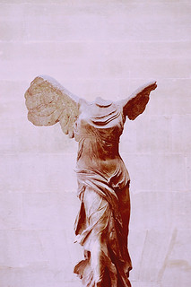 Winged Victory of Samothrace | by Kayla Clements Travel