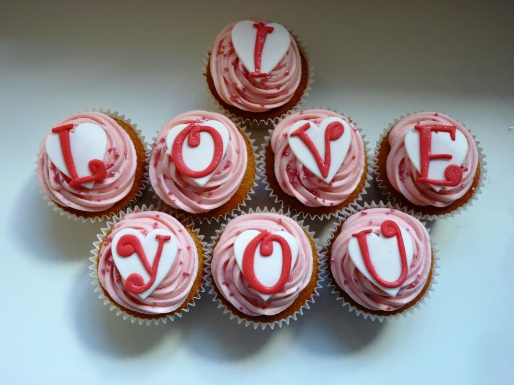I Love You Cupcakes | Rachel Derrick | Flickr