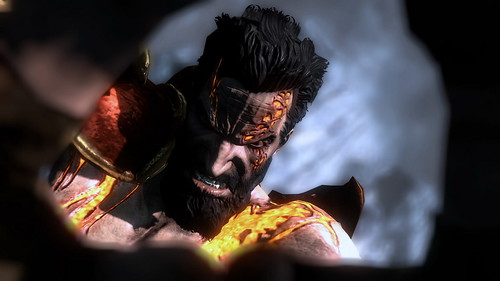 God of War: Ghost of Sparta - Deimos in God of War III | by PlayStation.Blog
