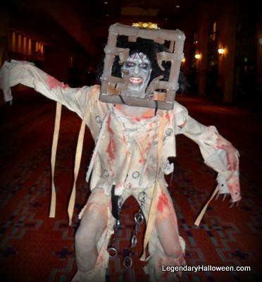 ... legendaryhalloween The Jackal from 13 Ghosts Costume | by legendaryhalloween & The Jackal from 13 Ghosts Costume | The Jackal by Brad in Oru2026 | Flickr