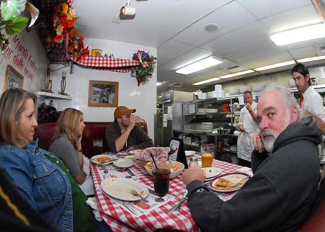 Day 360 Dinner At Buca Di Beppo Flickr Photo Sharing