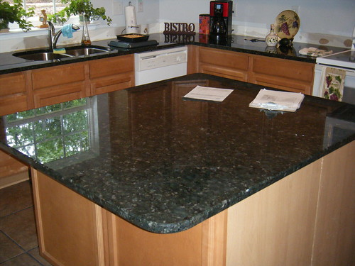 Verde Butterfly Granite Countertops Remodeling Want To