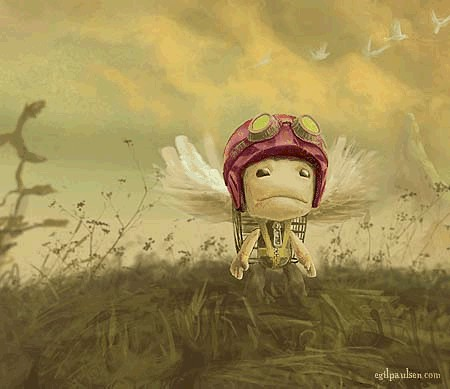 LittleBigPlanet - LittleBigPlanet Guide Fan Art | by PlayStation.Blog