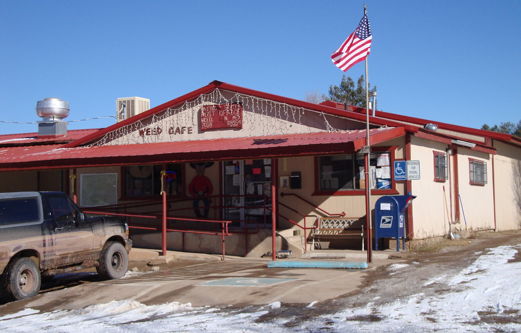 Post Office 88354 Weed New Mexico Weed Is Located In