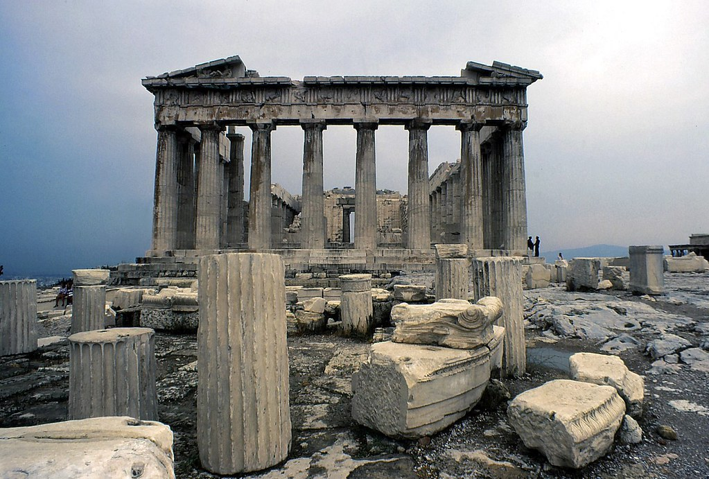 """the parthenon ancient greece The parthenon in athens, a """"wonder of the world,"""" is a symbol of classical ancient  greece over the centuries, the greek temple was used as a."""