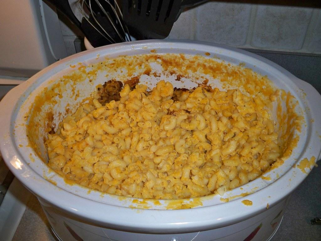 paula deen baked macaroni and cheese