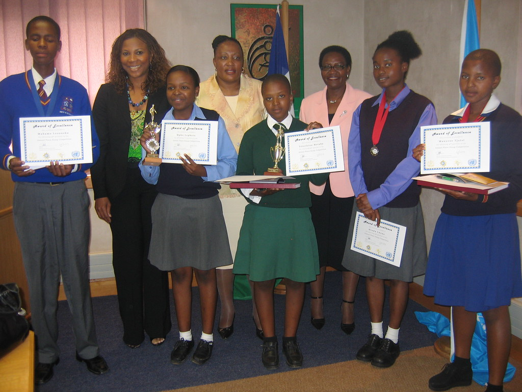 National essay competition 2009