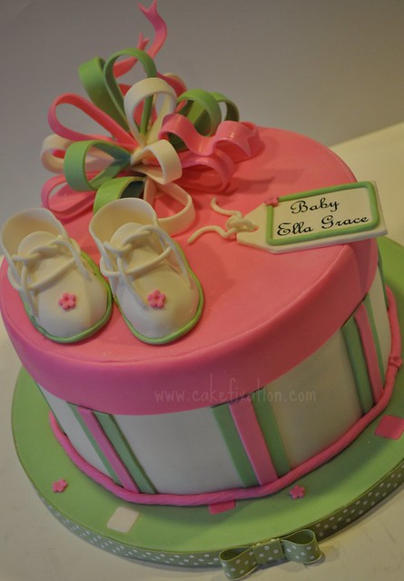 Baby Shower Cakes Flickr