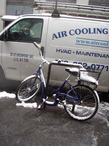 Snow Cooling Bike | by emerson12