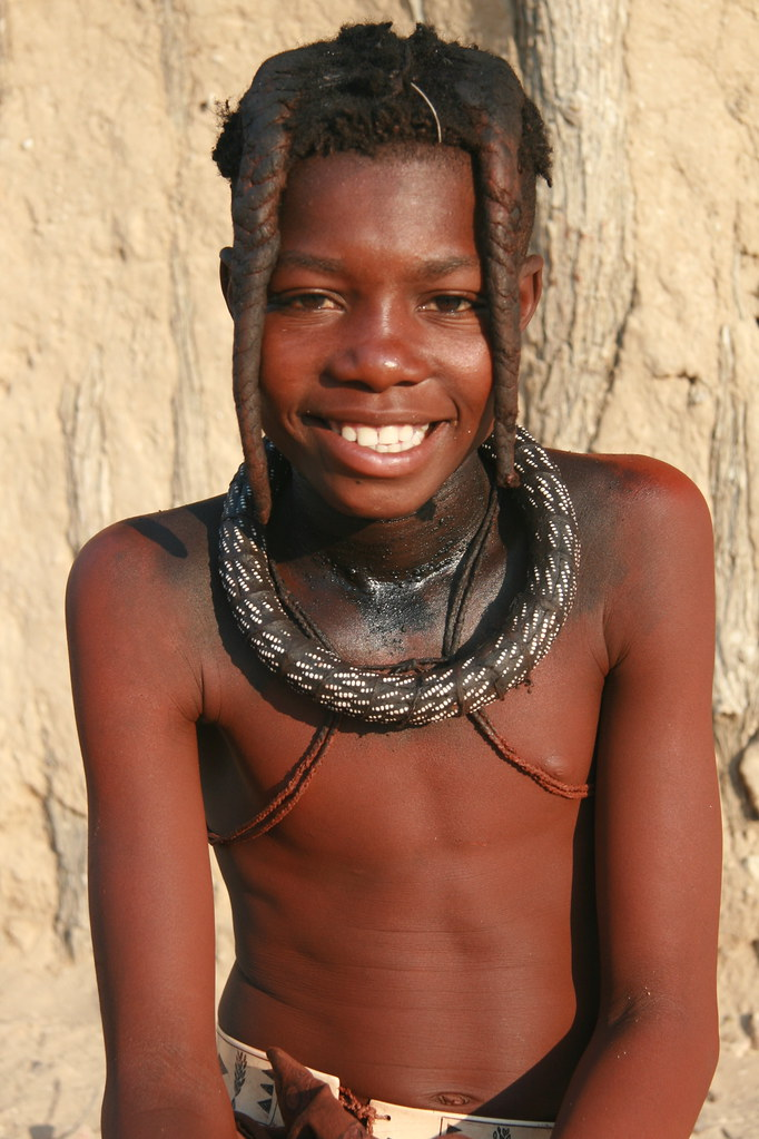 Africa - The Himbas In Namibia  Himba  Ruro Photography -8777