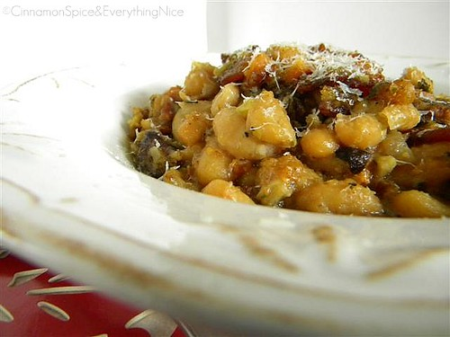 White Bean & Sausage Cassoulet | by CinnamonKitchn