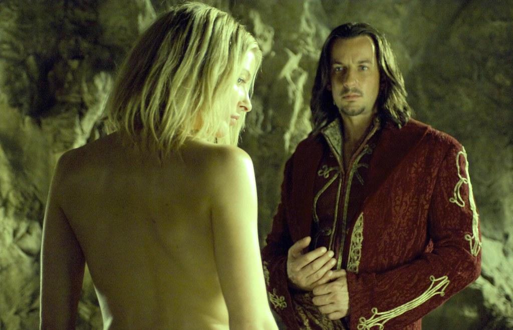 Opinion Legend of the seeker bridget regan nude