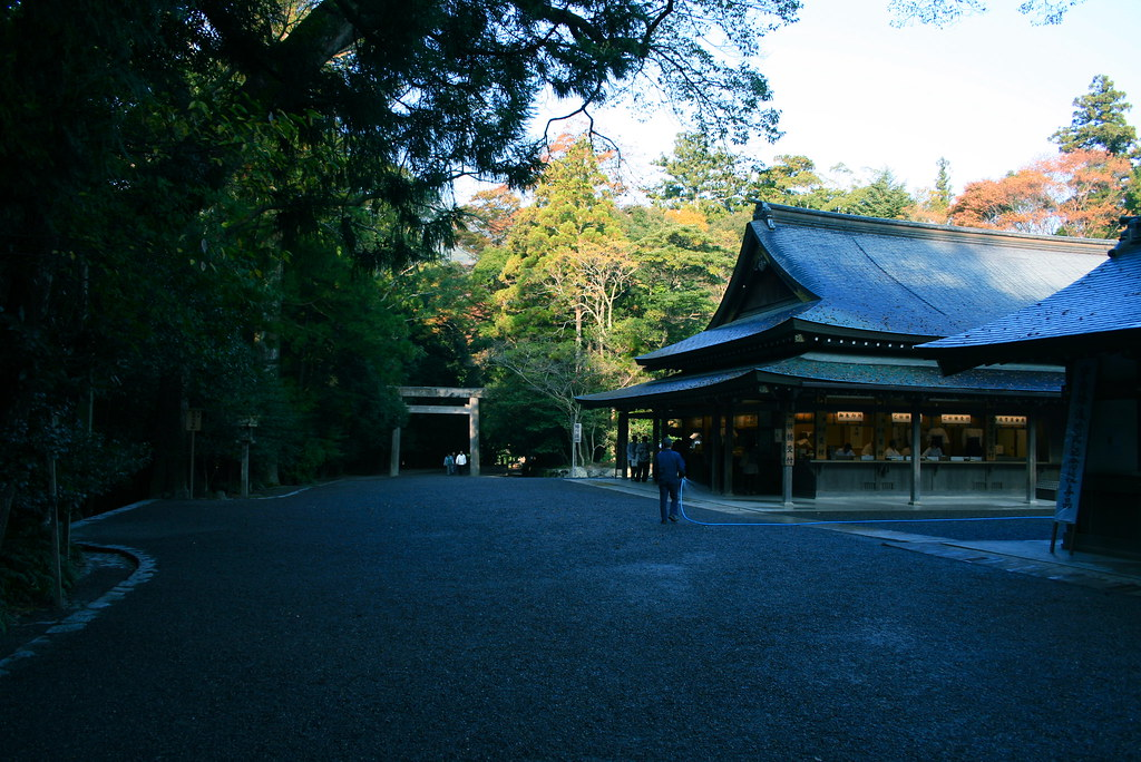 Ise Grand shrine (Naiku) #1