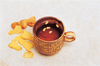 Saenggang cha, Korean tea | by KOREA.NET - Official page of the Republic of Korea