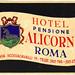 Roma - Hotel Alicorni