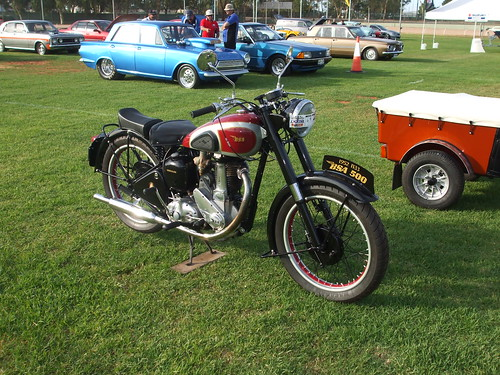 1952 B33 BSA | by SQUIZZY