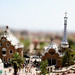 Tilt shift effect - Barcelona