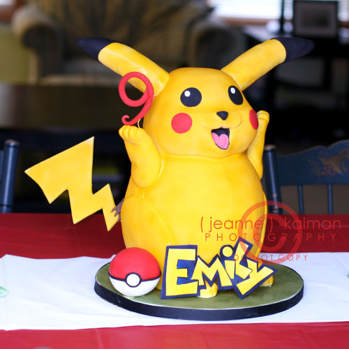 Pikachu Birthday Cake Pikachu... I choose yo...