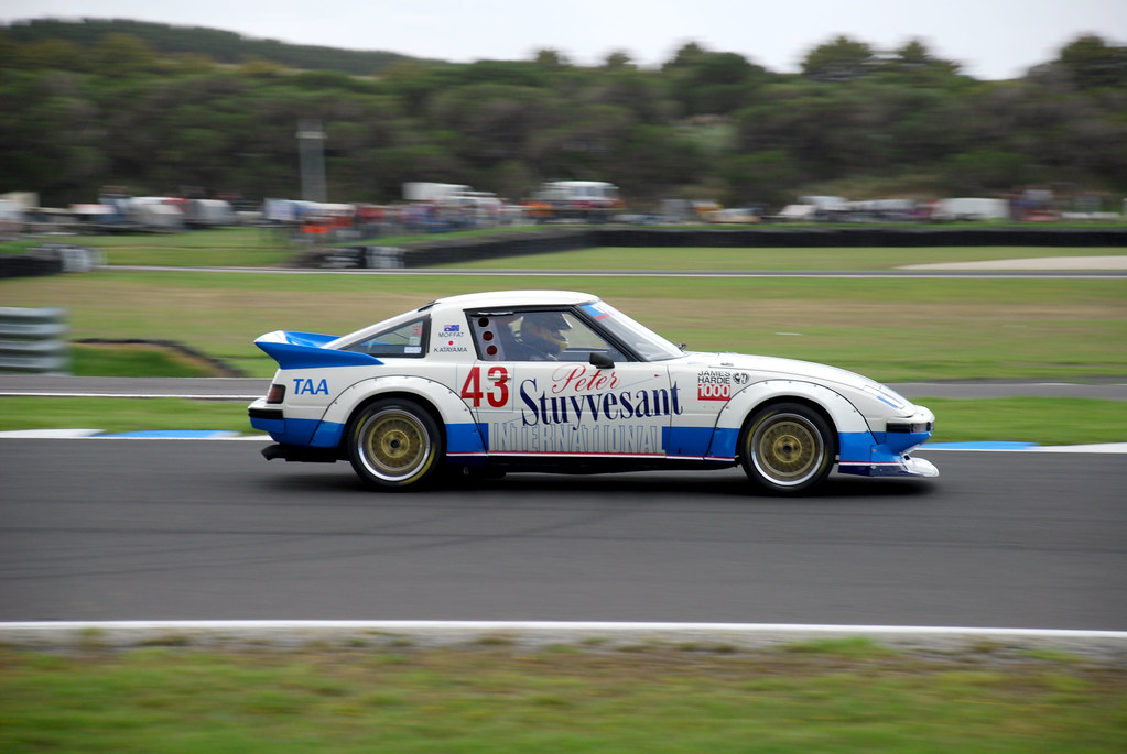 1983 Mazda Rx7 Group C 2010 Phillip Island Classic Flickr