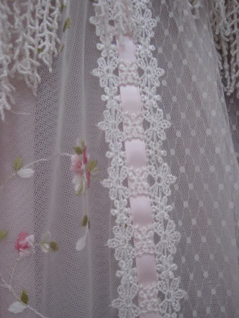 lace curtains nursery