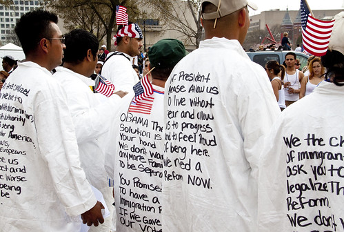 March for America - Immigration Reform Rally | by vpickering