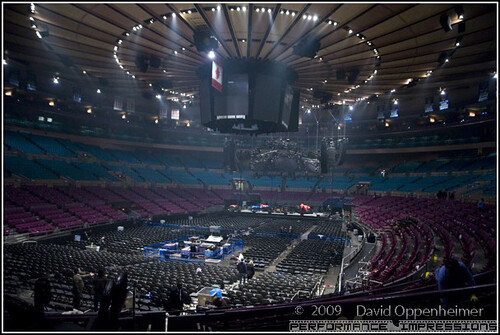 Madison Square Garden Stock Photo Inside Arena MSG Photo Flickr