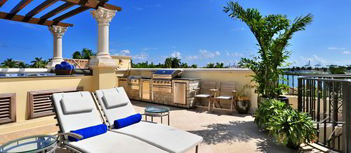 VillaHotel Stella - rooftop barbeque | by Villazzo VillaHotels