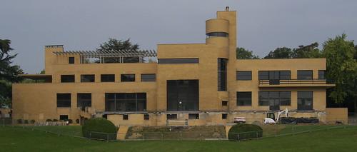 Villa cavrois croix architecte mallet stevens la villa c flickr - Robert mallet stevens villa cavrois ...