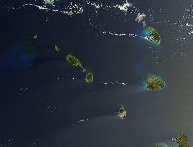 What Chain Of Islands Is Southeast Of The Virgin Islands