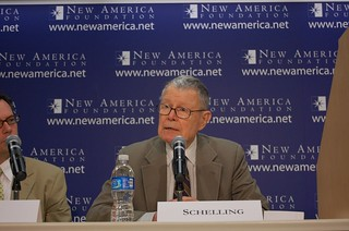 Thomas C. Schelling | by New America