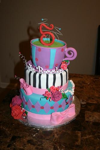 Fancy Nancy Cake Pan