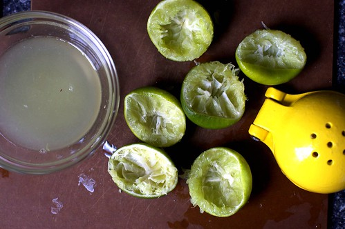 limes, used up | by smitten kitchen