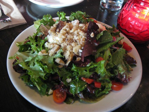 Mixed Salad at Little Star Pizza | by SidewalkSundays