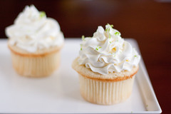 Margarita Cupcakes | by TheBrewer&TheBaker