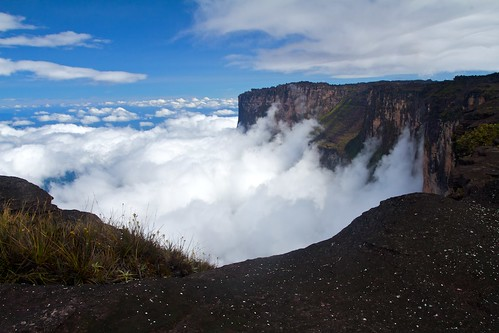 "View from Mt. Roraima ""Window"" 