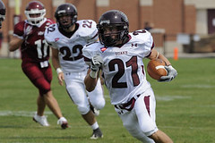 Running with the Ball | by Earlham College