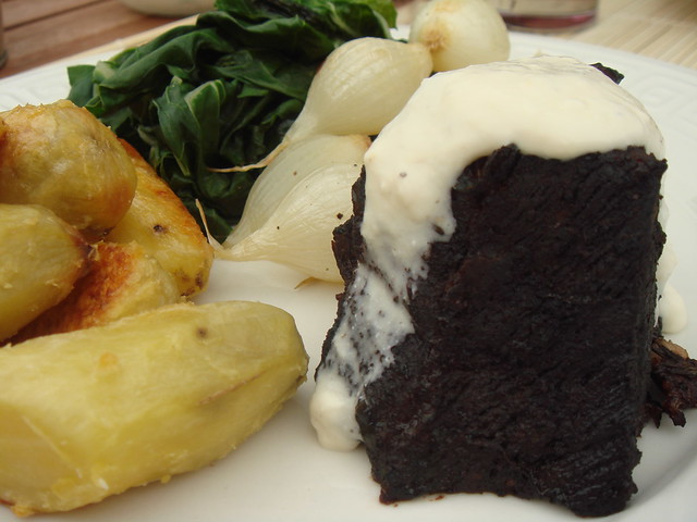 Braised Beef Short Ribs & Roasted Fingerling Potatoes | Flickr - Photo ...