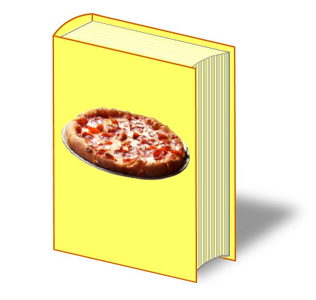 Pizza Yellow Pages | by Si1very