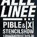 Giovedì 13 Maggio / Stencil Show