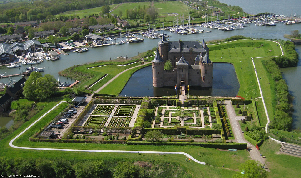 Muiden Castle - Castles, Palaces and Fortresses