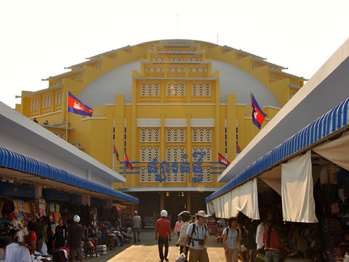 Central Market - Phnom Penh, Cambodia | by whl.travel
