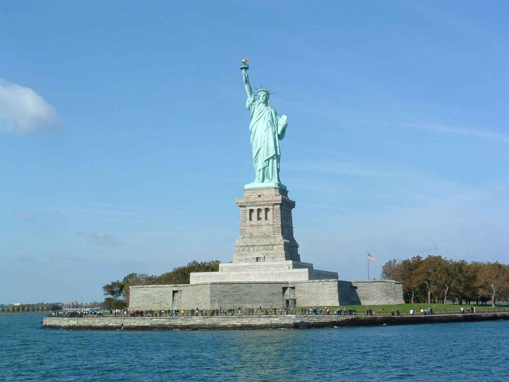 nueva york 1 - estatua de la libertad