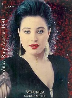Ver nica ruiz acosta 1991 embajadora padres emilio - Veronica ruiz ...