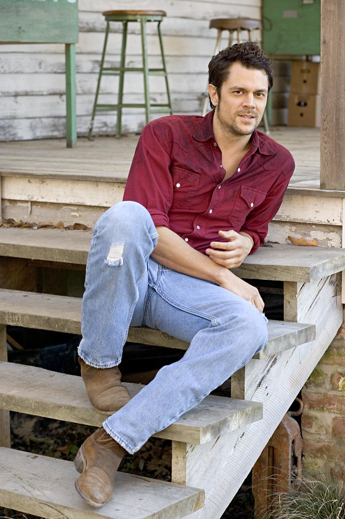 Johnny Knoxville and his Cowboy Boots | Johnny Knoxville's S… | Flickr